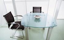 glass boardroom table LEXUS Della Rovere