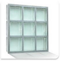 glass brick (high resistance, bullet-proof) DETENTION &amp; SECURITY WINDOWS Pittsburgh Corning