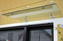 glass canopy for doors and windows CLASSIC GC TRADE