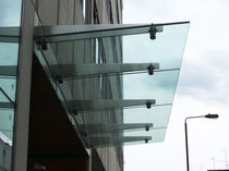 glass canopy for doors and windows  Glazing Innovations