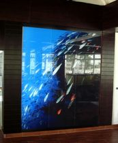 glass decorative wall panel VDP01 Signo