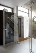 glass door pivot  SADEV