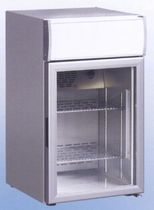 glass door refrigerator KBC 100 CS KLEO-FRANCE