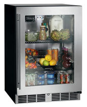 glass door refrigerator HC24RS Perlick