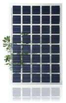 glass-glass photovoltaic module GG40P6L 145-155WC SILIKEN