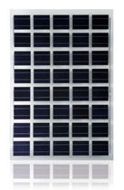 glass-glass photovoltaic module GT40P6L 145-155WC SILIKEN