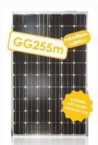 glass-glass photovoltaic module GG255M Galaxy Energy