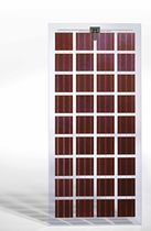glass-glass photovoltaic module BRP 63604G604G-XXX CON CELLE  COLORATE BRANDONI