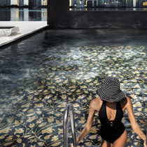 glass mosaic tile MEDITERRANEA : OTRANTO SICIS