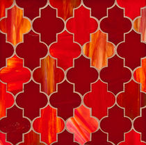 glass mosaic tile CRYSALIS ANN SACKS