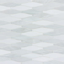 glass mosaic tile JAZZ GLASS : TREBLE ARTISTIC TILE