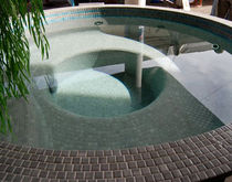 glass mosaic tile IV - SPAS ONIX Mosaico