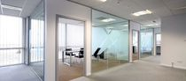 glass office desk partition  Glass Expert GmbH