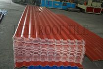 glass reinforced plastic roofing panel (GRP) REINFORCED FIBERGLASS ROOF TILE 1130 WIDTH Laizhou JIELI Industry Co.,LTD