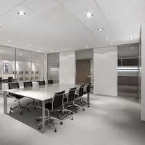 glass removable partition LINE Ge Giussani