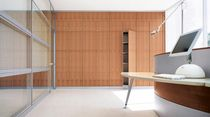 glass removable partition WEST4 by Ambostudio archiutti