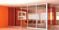glass removable partition FRAME 3Form