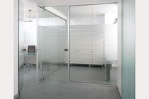 glass removable partition  Interna Collection