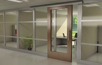glass removable partition CONCEIL 2.0 Concord Products