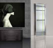 glass swing door TESS DIPINTA Casali