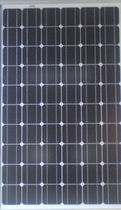 glass-tedlar photovoltaic module INTEGRASOLAR 245 W integrasolar
