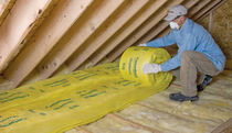 glass wool roll insulation EASYTOUCH™ Certain Teed