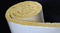 glass wool roll insulation for roofs ROOF : ROOFMATE WHITE POLY GLASS FIBRE