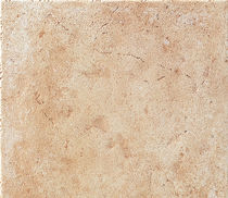 glazed porcelain stoneware tile: terracota look GONZAGA Alfalux