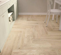 glazed porcelain stoneware tile: wood look LARIX : FIENO ARIANA CERAMICA ITALIANA