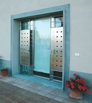 glazed sliding door PODERE ARCANGELO ESSEMME