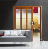 glazed sliding door INDIGO SLIDING DOOR WIPPRO