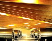 glulam timber beam  HABITAT LEGNO