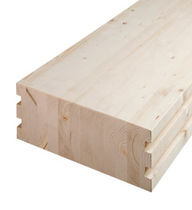 glulam timber wooden element (for floors and ceilings)  MOSSER LEIMHOLZ