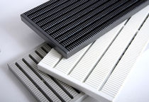 grating for swimming pool  Natare Corporation