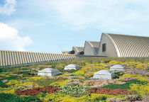 green roof insulating system  BEMO SYSTEMS FRANCE