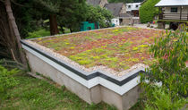 green roof insulating system GREENTOP Topseal Systems Limited