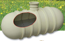 grey water storage tank  Klargester Environmental