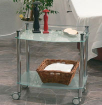 hairdressers trolley GLASDECOR Sunlab