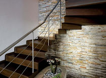 half-turn floating staircase  ESSEMME