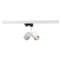 halogen track-light (adjustable) RAIL 3 ALLUMAGES SLV BY DECLIC