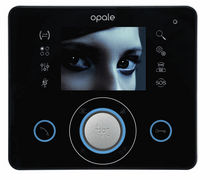 hands-free video door phone OPALE Bpt
