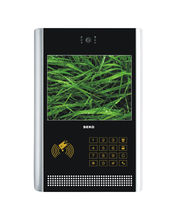 hands-free video door phone SEKO-D960L SEKO ELECTRONIC