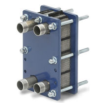 heat exchanger for pools ITEX CIAT