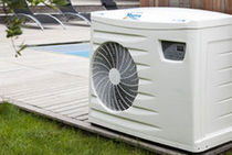 heat pump for pool ELYSEA PISCINES MAGILINE