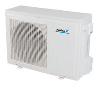 heat pump for pool AQUA HP Pahlen