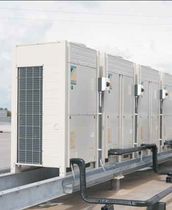 heat recovery unit with integrated heat pump VRV III (REYQ) Daikin AC (Americas), Inc.