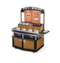heated central buffet SOUP Vollrath