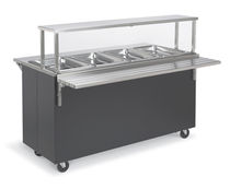 heated display for self-services 38707 Vollrath