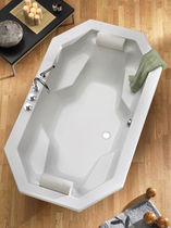 hexagonal bath-tub SUMATRA ottofond