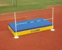 high jump landing mat MONOBLOC TRAINING GYMNOVA